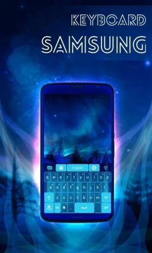 键盘三星Galaxy