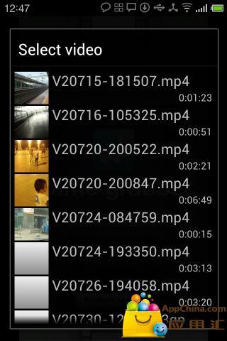 frame grabber 视频剪辑截图3
