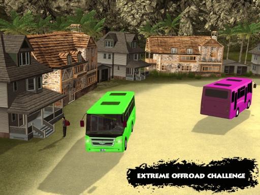越野旅游巴士模拟器截图0