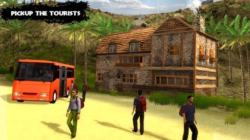 越野旅游巴士模拟器截图1