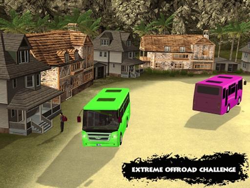 越野旅游巴士模拟器截图2