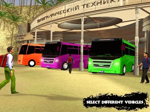 越野旅游巴士模拟器截图3