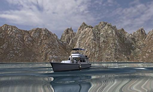 911应急救援海军船截图1