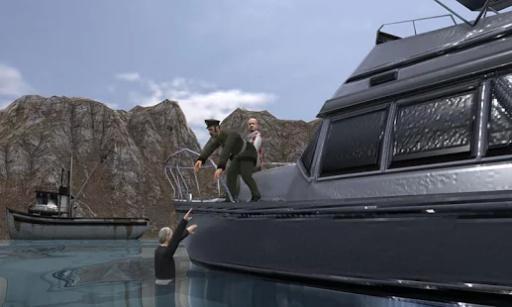 911应急救援海军船截图2