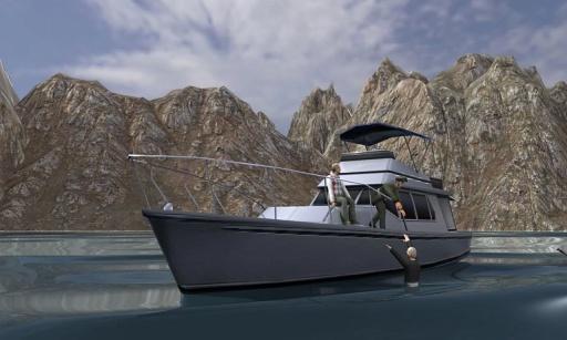 911应急救援海军船截图5