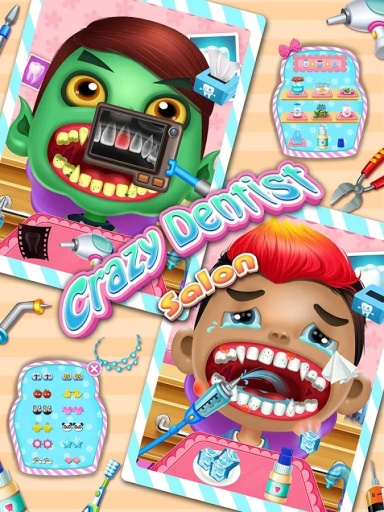 疯狂牙医沙龙截图4
