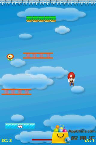 超级玛丽下一百层 益智 App-愛順發玩APP