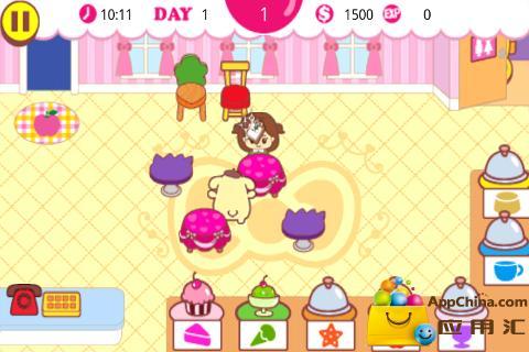 Hello Kitty咖啡厅截图1
