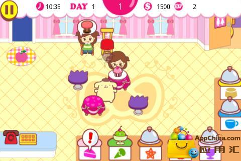 Hello Kitty咖啡厅截图4