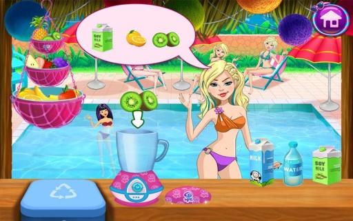 疯狂泳池派对——水花四溢截图3