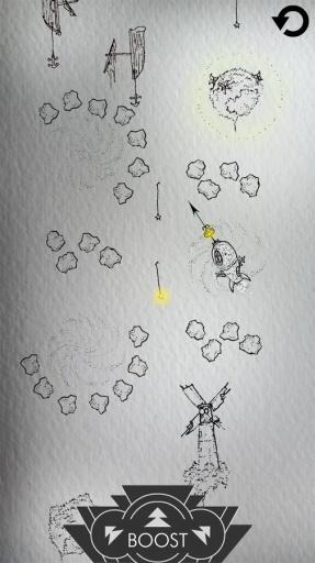 素描火箭截图3