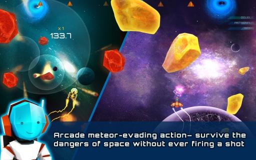 躲避小行星截图4