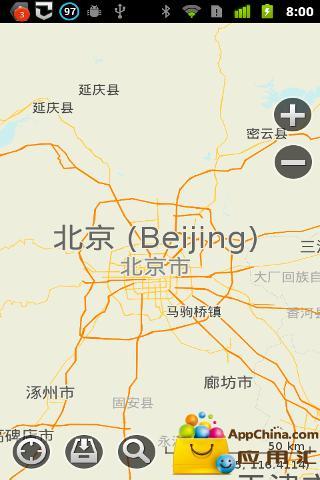 【免費生活App】地图随我行-APP點子