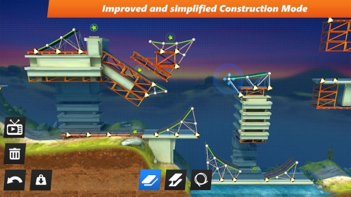 桥梁建筑师:特技截图0