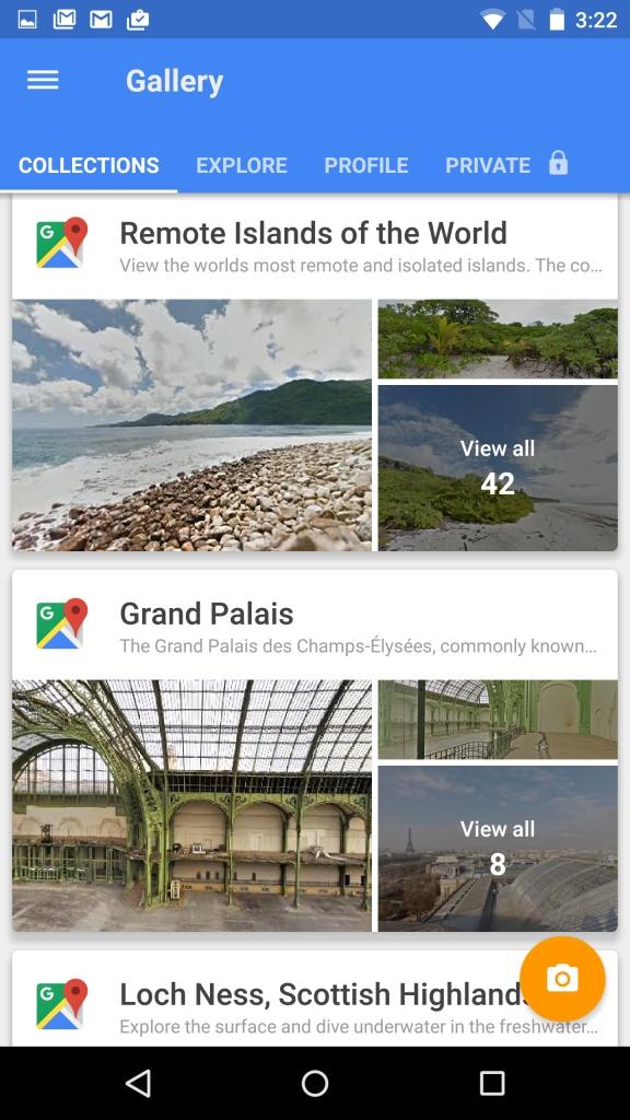 谷歌街景截图2