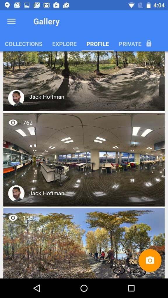 谷歌街景截图3