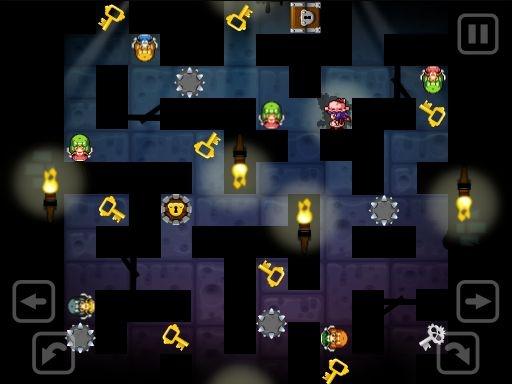 蕾米莉亚与地下迷宫截图3
