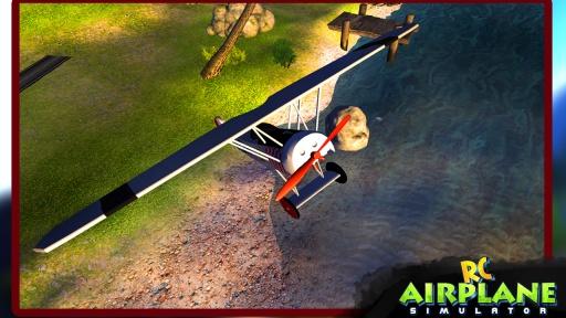 RC飞机模拟器3D