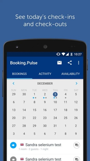 Pulse - Accommodation App截图0