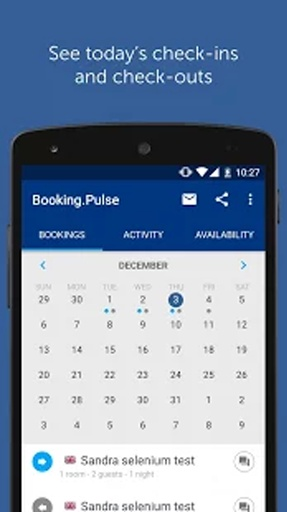 Pulse - Accommodation App截图1