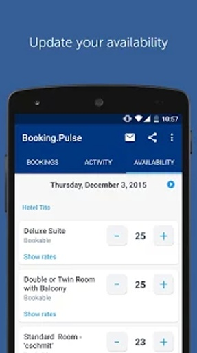 Pulse - Accommodation App截图2