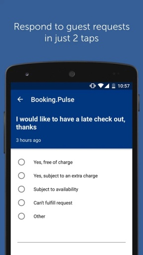 Pulse - Accommodation App截图4