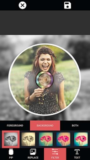 PIP Camera Photo Collage Maker截图0