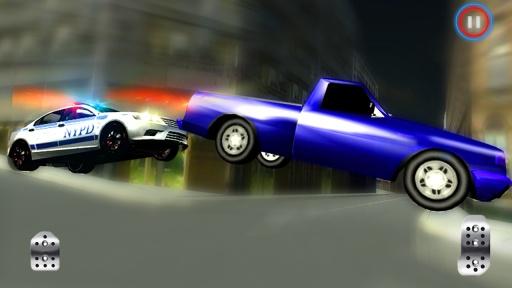 911警察驾驶的汽车追逐3D截图2