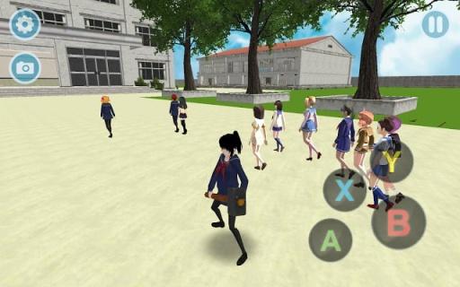 高校模拟少女A截图6