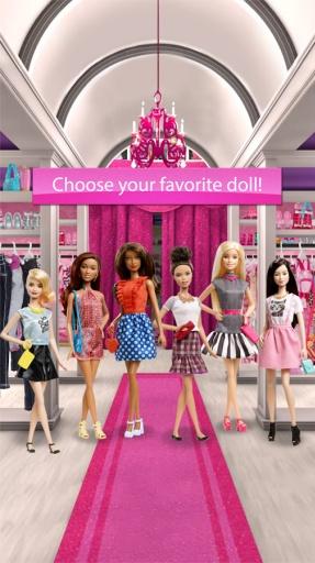 芭比娃娃时尚达人Fashionistas截图0