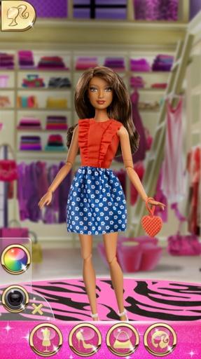 芭比娃娃时尚达人Fashionistas截图1