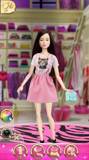 芭比娃娃时尚达人Fashionistas截图2