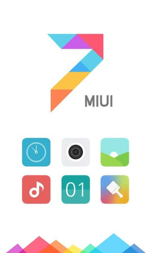小米MIUI7主題壁紙