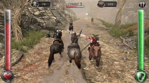 骑士威武截图1