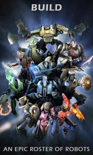 机器人格斗截图1