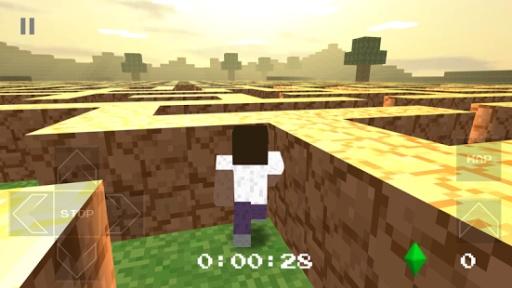 Pixel Labyrinth截图2