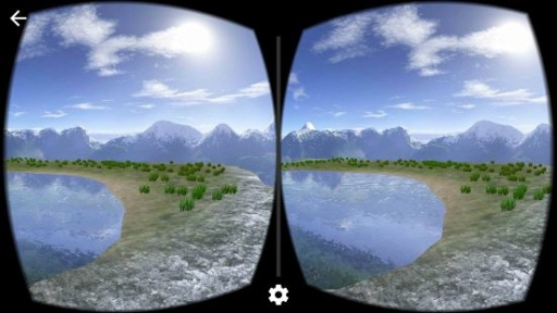 高空跳伞VR截图0