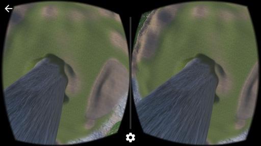 高空跳伞VR截图1