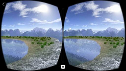 高空跳伞VR截图2
