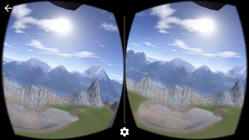 高空跳伞VR截图3