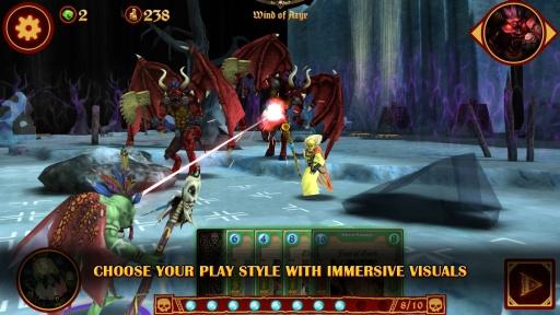 战锤:奥术魔法截图0