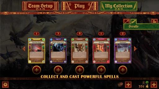 战锤:奥术魔法截图2