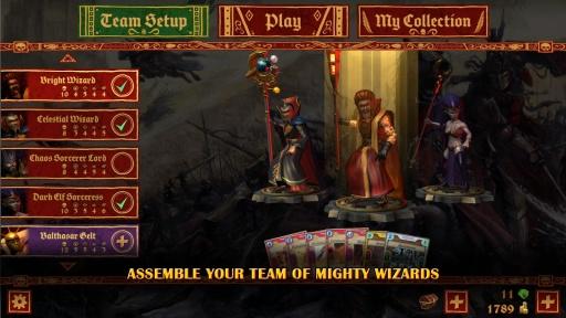 战锤:奥术魔法截图3