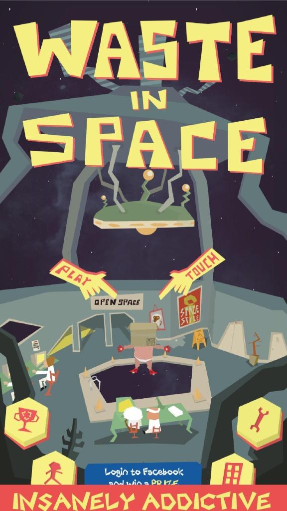 太空垃圾截图0