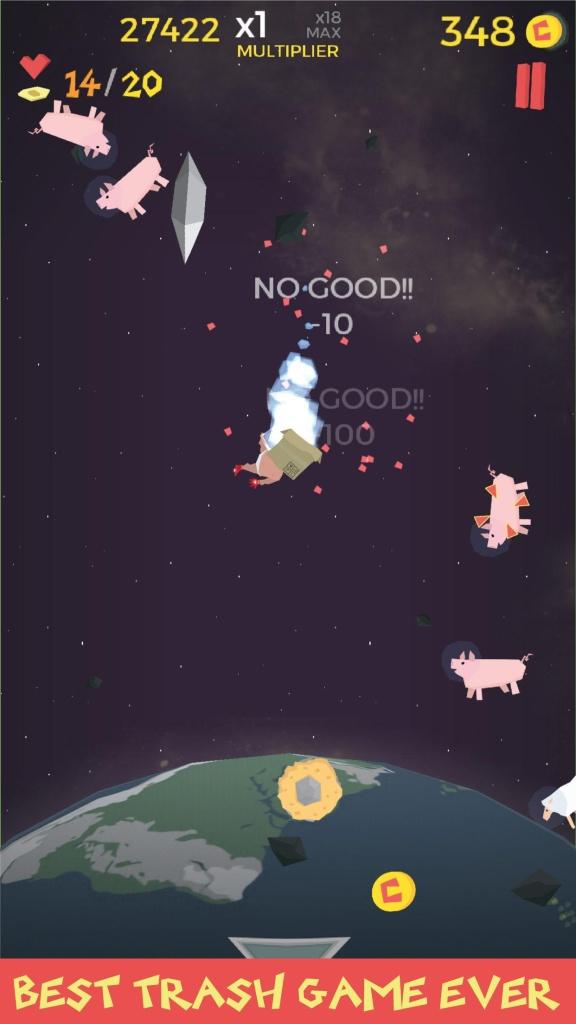 太空垃圾截图4