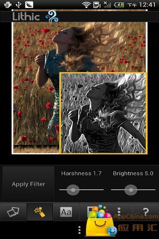 玩免費攝影APP|下載黑白线条风格化 app不用錢|硬是要APP