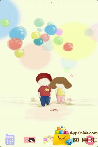 GO主题—Z情侣