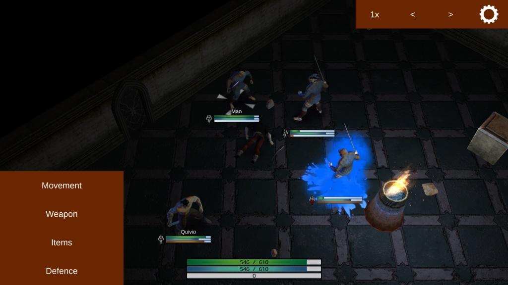 魔界村遭遇战截图3