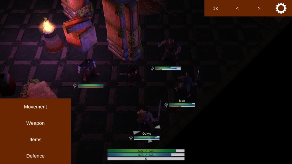 魔界村遭遇战截图4