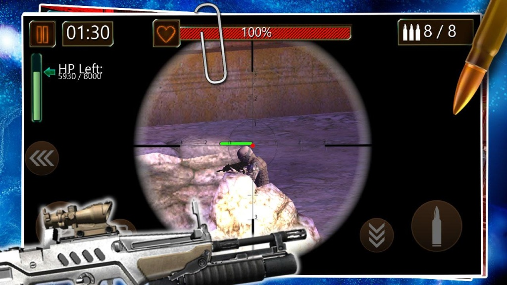 战地争锋:黑色行动3截图0